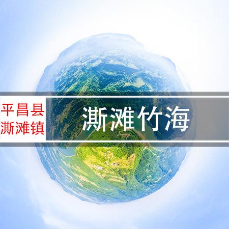 澌滩竹海720VR