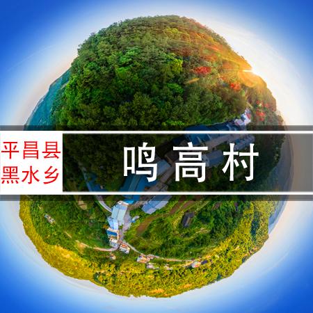 黑水乡鸣高村720VR全景