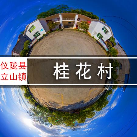 桂花村720VR全景