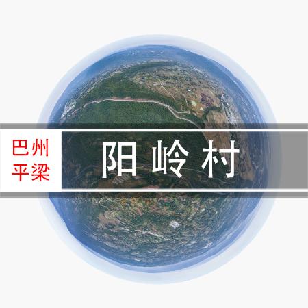 阳岭村-巴山乡愁地图